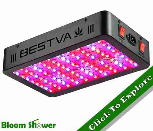 Bestva 1000W - 1000W LED Grow Light For Marijuana