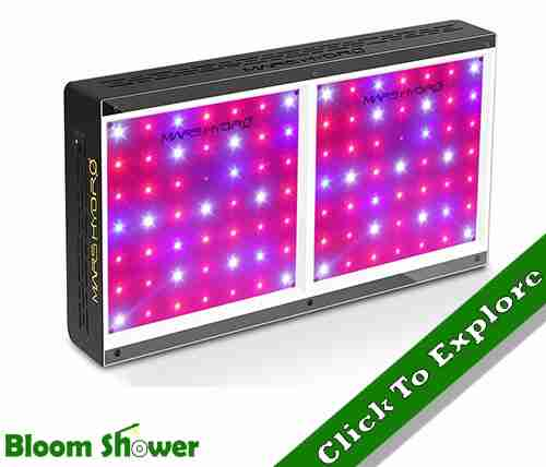 Check Price - Mars Hydro 600W LED Grow Light Review