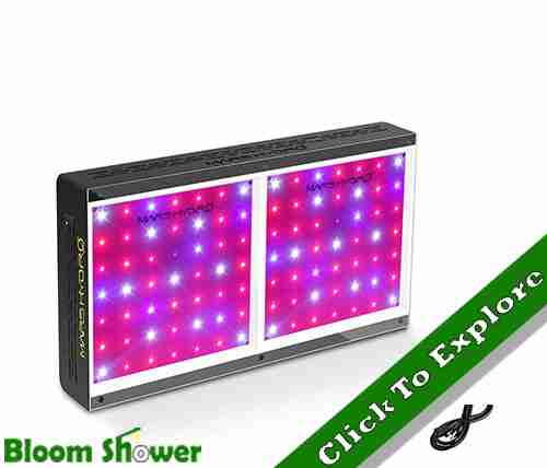 Mars Hydro 600 Watt LED Grow Light - For Indoor Marijuana Growing in 2020