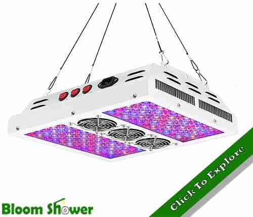 Viparspectra PAR600 600W LED Grow Light - Best 600W LED Grow Lights on the market in 2020
