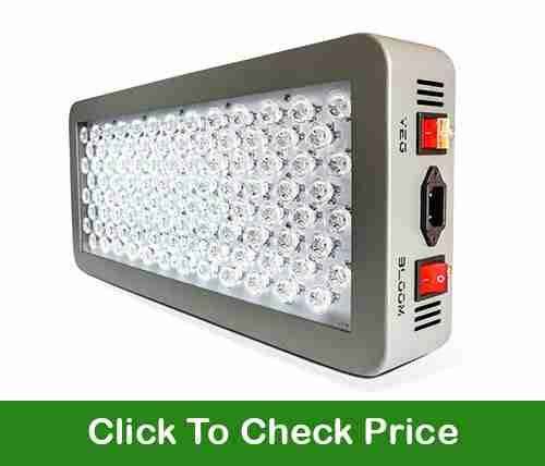 Advanced Platinum P Series P300 300W LED Grow Light for 4X4 grow tent
