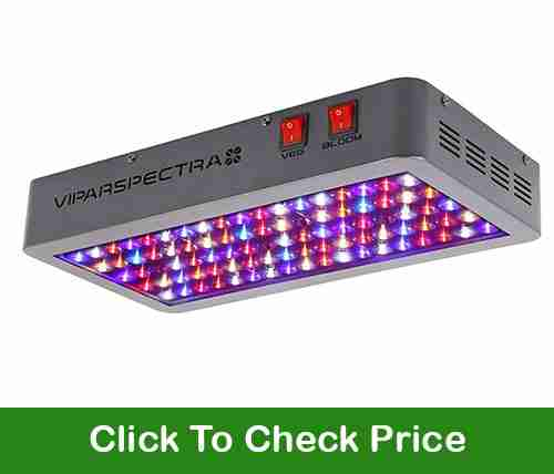 Viparspectra V450 450W LED grow light for 2X2 grow tent
